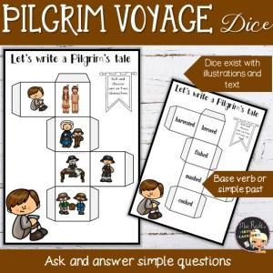 Pilgrim's Voyage Dice