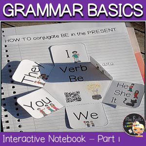 Grammar Interactive Notebook Part 1