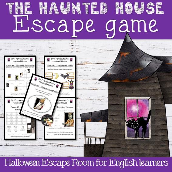 Escape Game Haunted House 6e