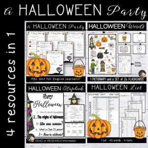 Séquence Halloween 6e Bundle