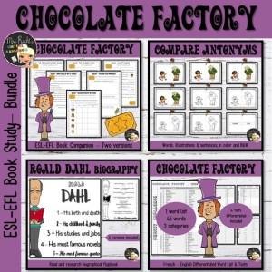 Séquence Charlie et la Chocolaterie Bundle 5e