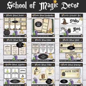 Décoration Harry Potter GB Bundle