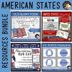 Séquence Mini US Flag 5e Bundle