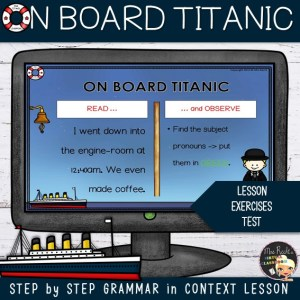 Grammaire Titanic 4e