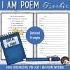 Séquence I am poem 3e Freebie