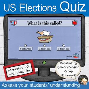Activité Elections Quiz