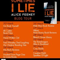 The Unreliable Narrator; A Guest Post by Alice Feeney #Giveaway #Win @alicewriterland