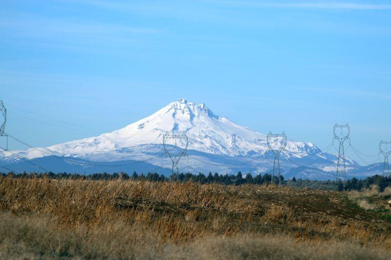 Mount Jefferson Oregon