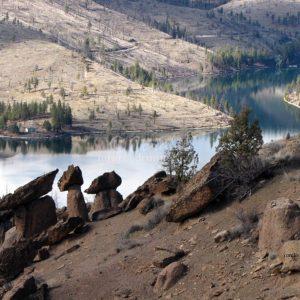 Balancing Rocks Of Oregon 163 Print Download