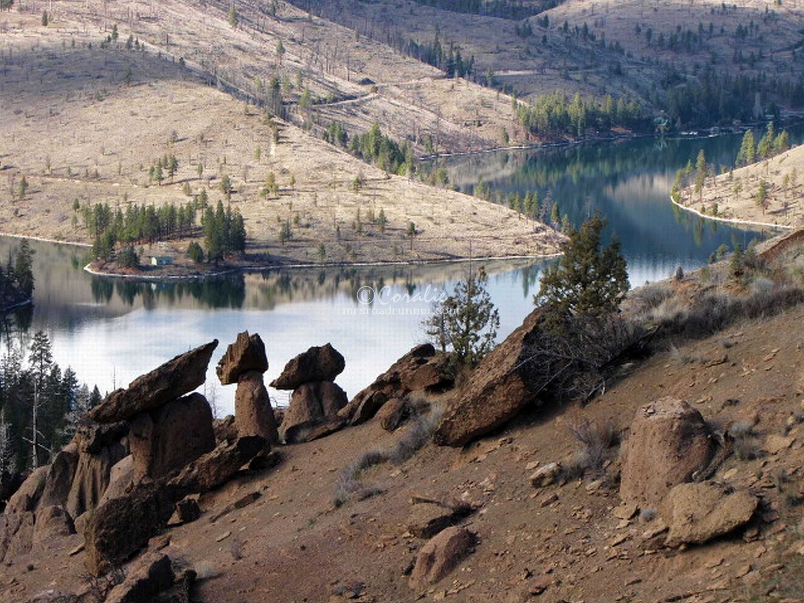 Balancing Rocks of Oregon