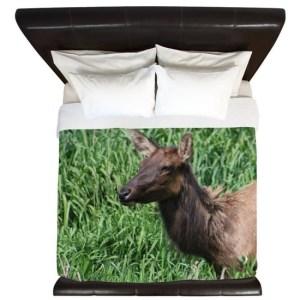 Elk King Duvet