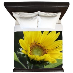 Sunflower Color King Duvet