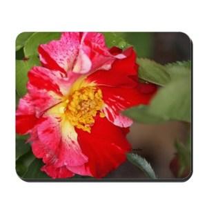 Beautiful Rose Flower Mousepad