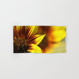 Colors of the Sunflowers Hand & Bath Towel