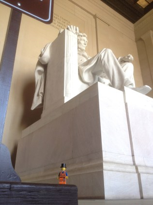 A tip of the hat to Lincoln