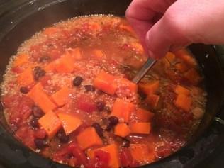 Sweet Potato, Chicken, and Quinoa