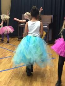 Kindy Ballerinas
