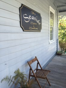 Spa time in Coupeville