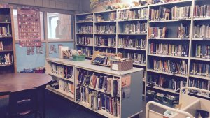 Alfred Maine Elementary School Library