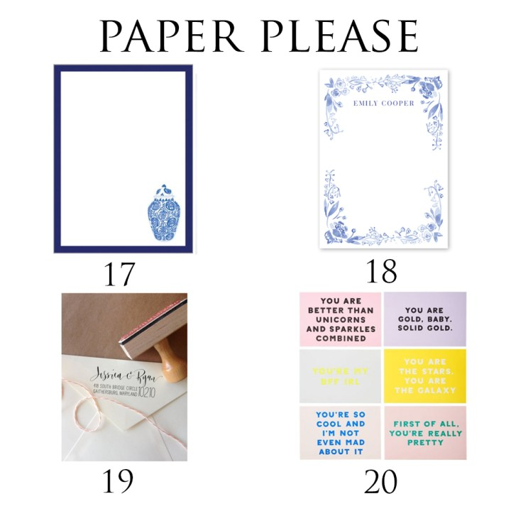 Mother's Day Gift Guide Proper Paper