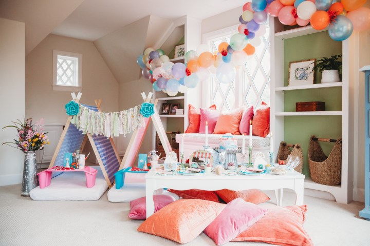 Delegate the Details: Posh Parties for Kids