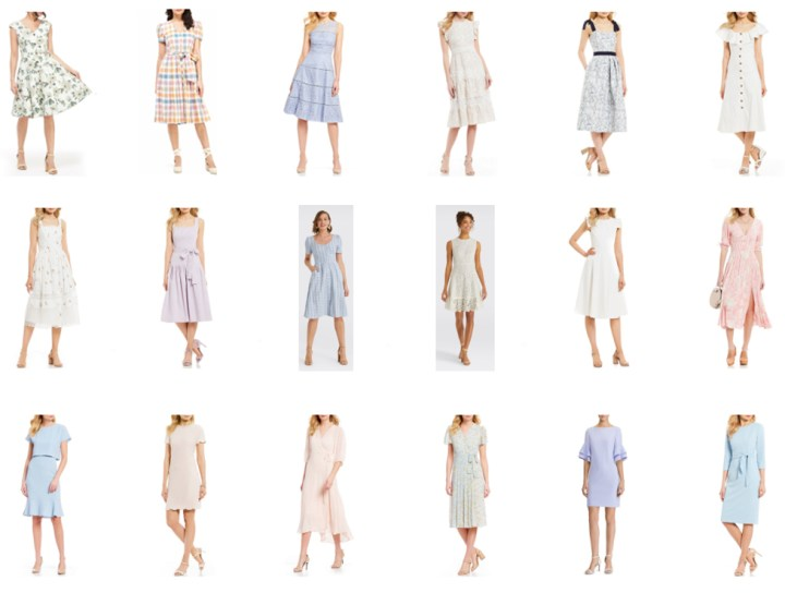 Spring 2019 Easter Dress Picks