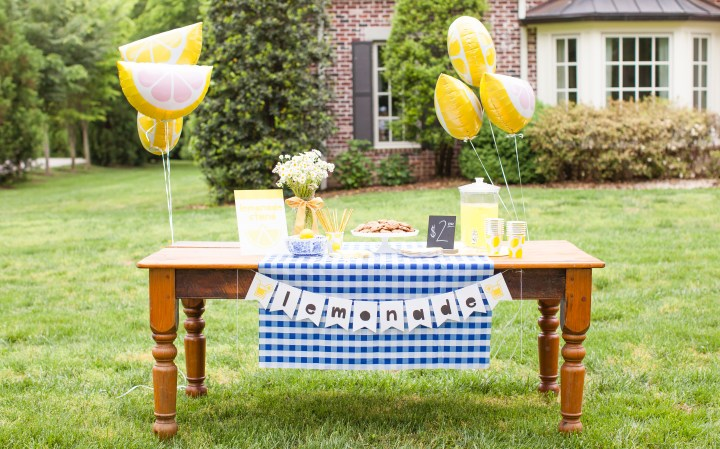 Delegate the Lemonade Stand