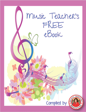 Music Teacher Ebook