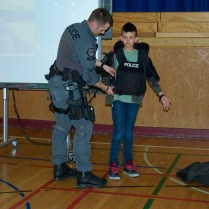 Calgary Police Service K9 Unit Presentation and Hands-on