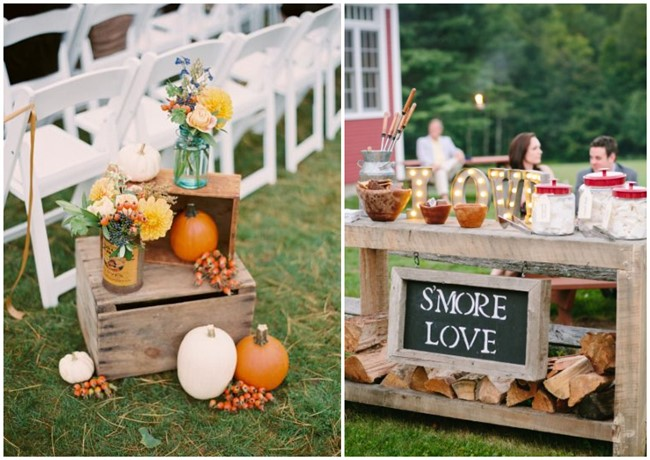50 Warm And Eye Catching Fall Wedding Ideas You Can T Resist Mrs To Be
