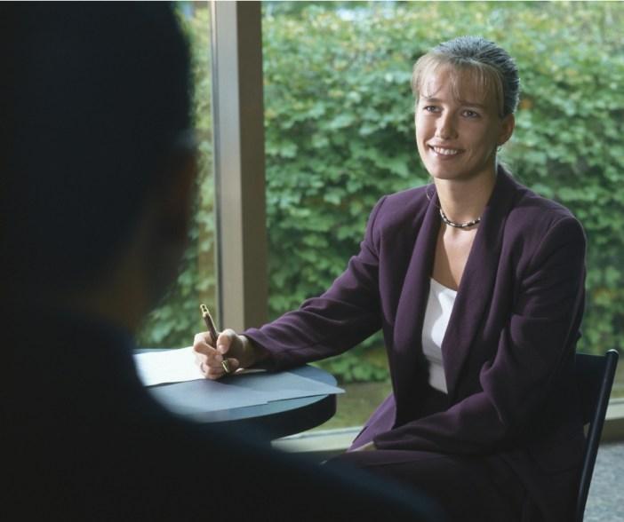 Informational interview, interview process
