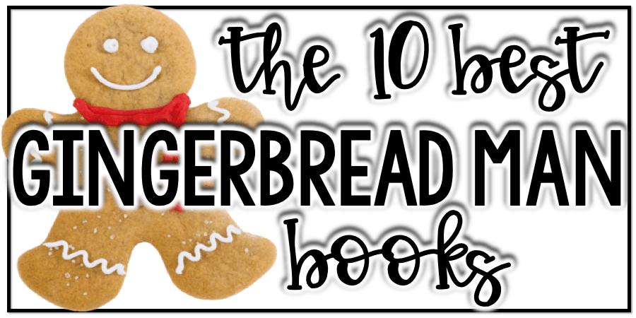 best-gingrbread-man-books