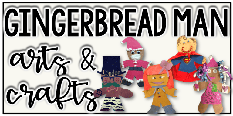gingerbread-man-crafts