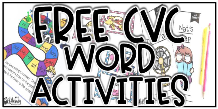 free-cvc-word-activities