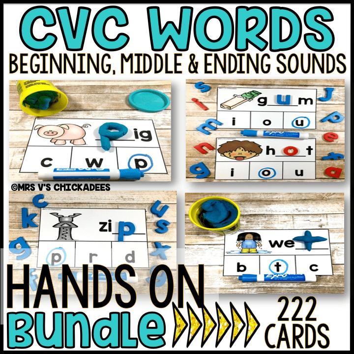 cvc-word-centers