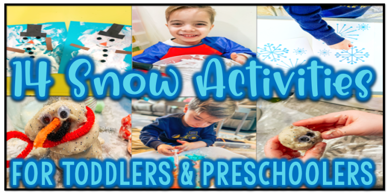 snow-crafts-for-preschool