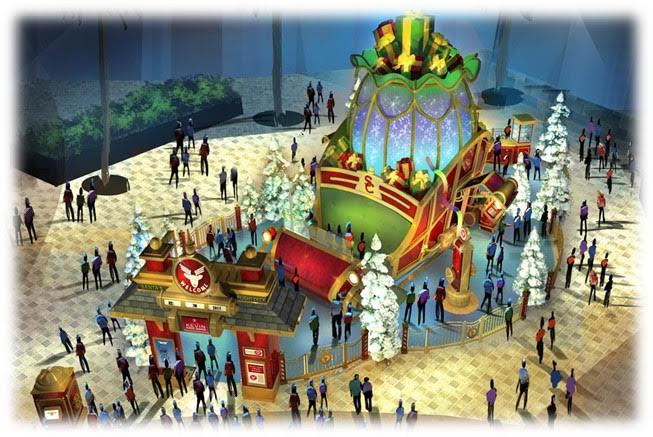 Santas Flight Academy Debuting At Twelve Oaks Mall In Novi
