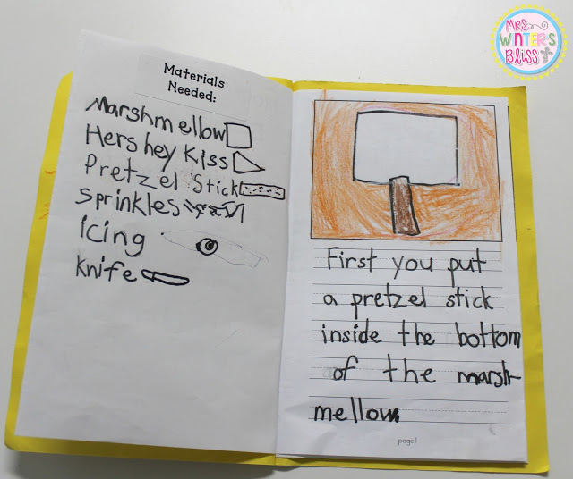 student published book