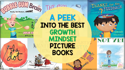 growth mindset picture books