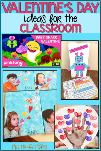 valentines day ideas for the classroom