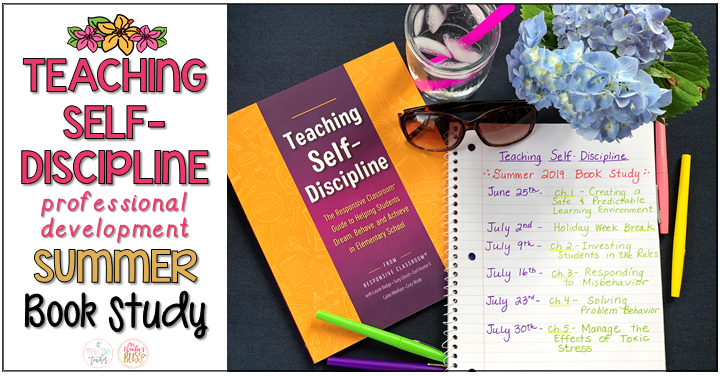 Teaching Self-Discipline: Investing Students in the Rules