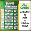 literacy center rotation chart