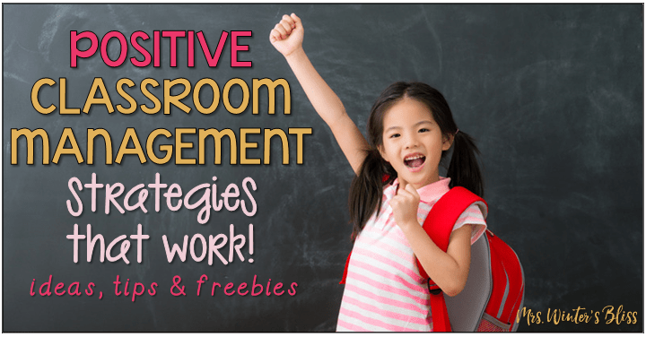 behavior management ideas