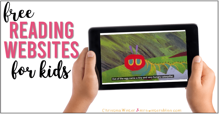 free reading websites for kids