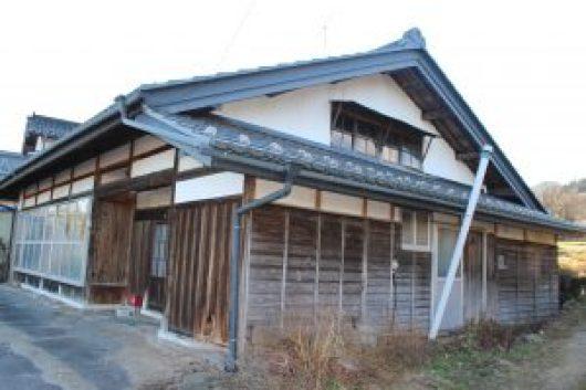 価格150万円 長野県飯島町 空き家バンク購入物件