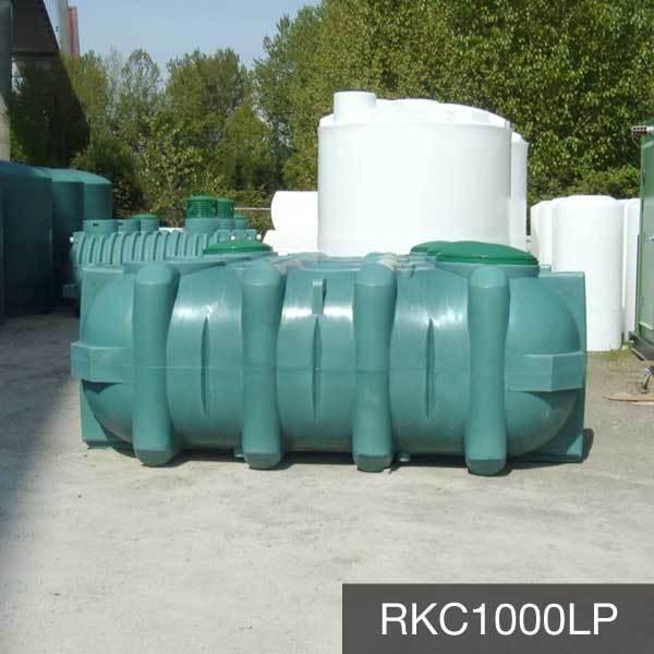 RKC 1000 LP Underground Storage Tank Image