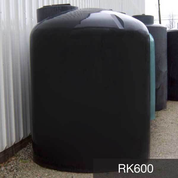 RK 600 Water Storage Tank Image