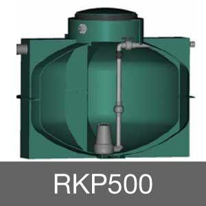 RKP 500 Pump Chamber Image