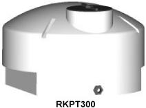 RKPT 300 Pickup Truck Transport Tank Image