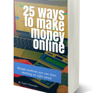 Free e-book on ways of making money online